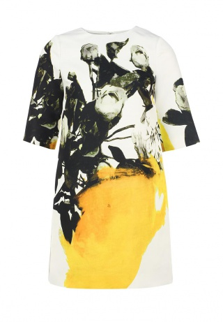 Платье ISSIE PRINT DRESS, LOST INK